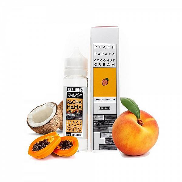 Lichid Pachamama Peach Papaya Coconut Cr...