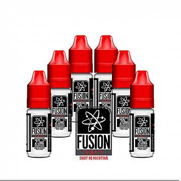 Pachet Nic Salt Fusion Halo 6 buc X 10ml - 20mg/ml