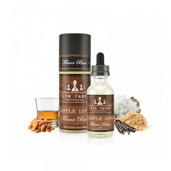 Lichid Castle Long by Five Pawns 50ml