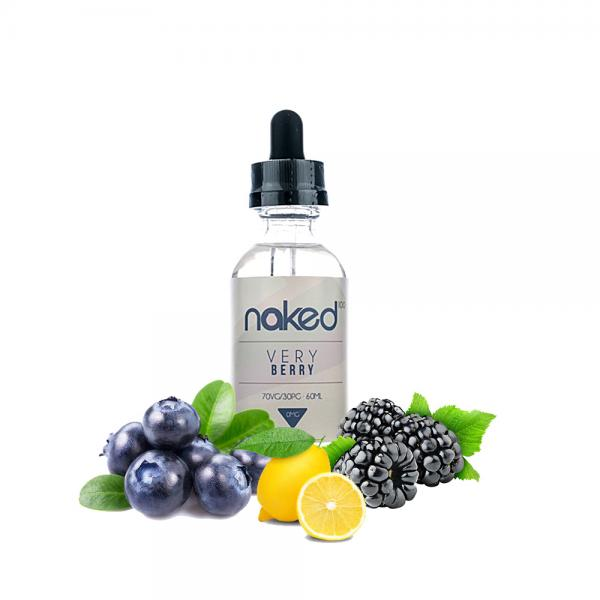 Lichid Very Berry by Naked 50ml 0mg