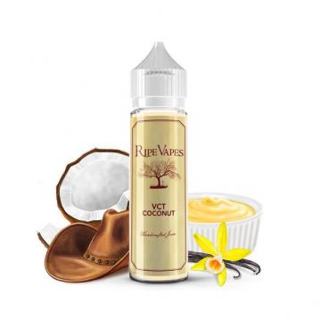 Lichid VCT Coconut - Ripe Vapes 50ml