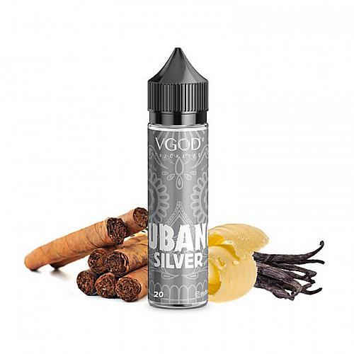 Aroma VGOD - Cubano Silver 20ml