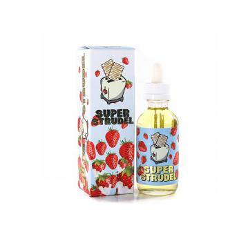 Lichid Super Strudel Strawberry  by Beard 60ml 0mg