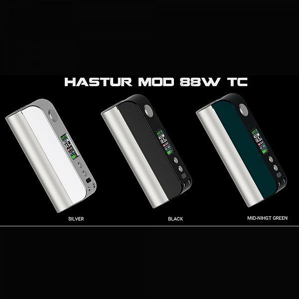 Mod Cthulhu - Hastur 88W TC - Midnight Green
