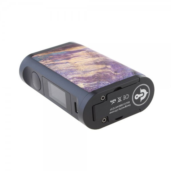 Mod EOS II - Ultroner x Asmodus - Purple