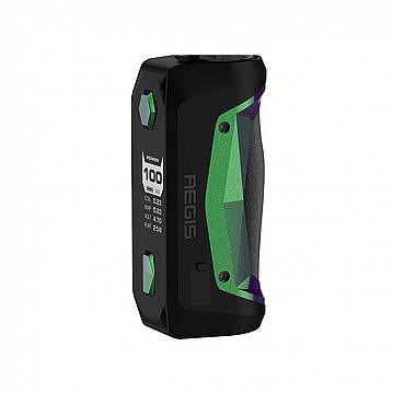 Mod Aegis Solo 100W Geekvape - Green