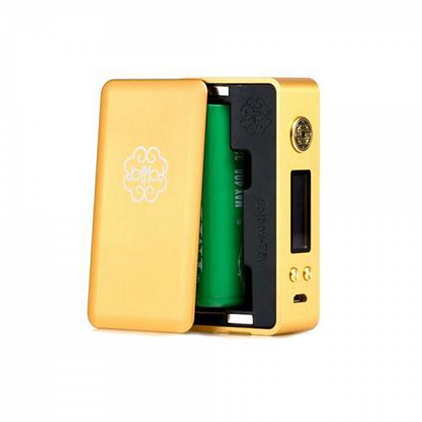Mod Dotmod dotBox 75W - Gold