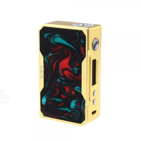 Mod Drag 157W TC Gold Resin Voopoo - Pur...