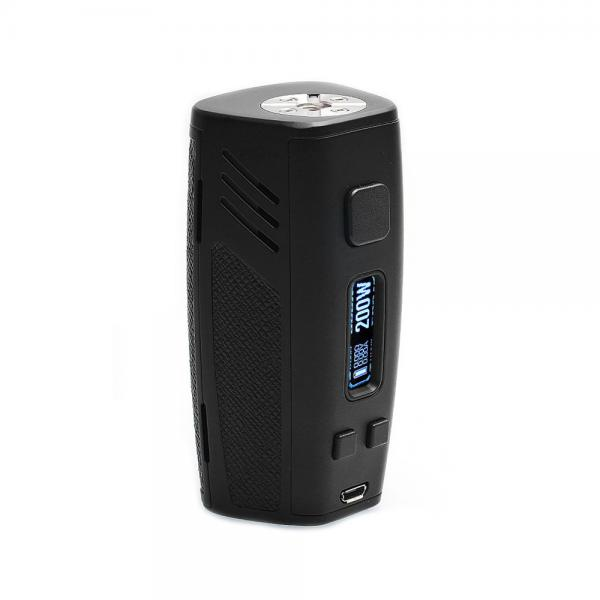 Mod Hugo 133 TC 200W by Hugo Vapor - Bla...
