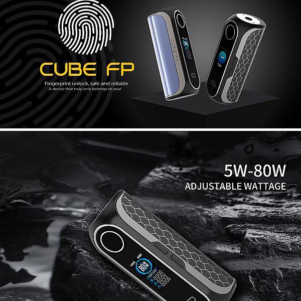 Mod OBS Cube FP - Matt Black