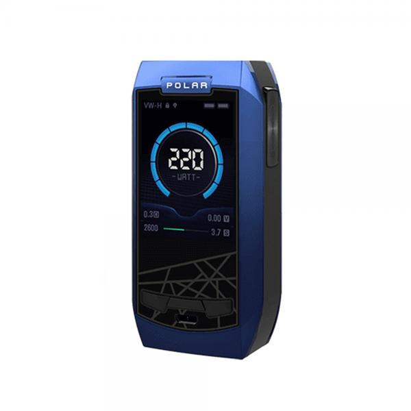 Mod Vaporesso Polar - Blue Black