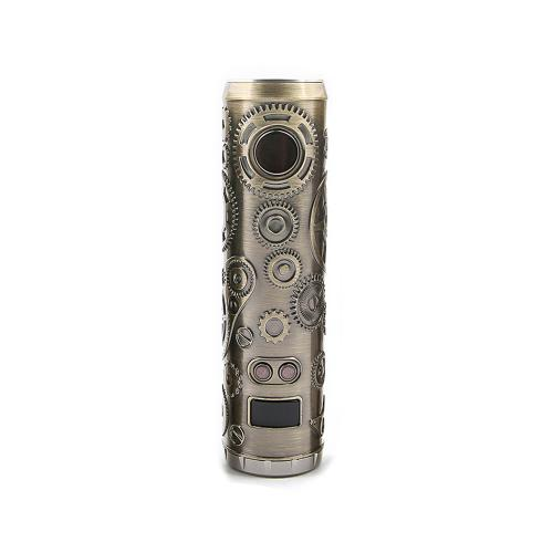 Mod Punk 86W Teslacigs - Antique Brass