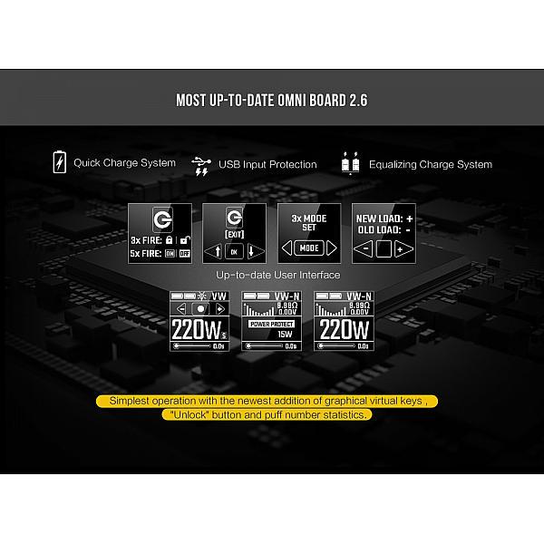 Mod Switcher LE 220W