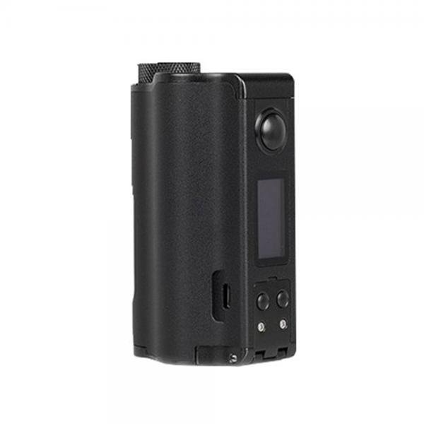 Mod Topside Dual Squonk Dovpo - Black