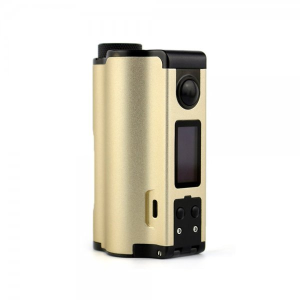 Mod Topside Dual Squonk Dovpo - Gold