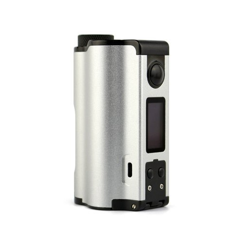 Mod Topside Dual Squonk Dovpo - Silver