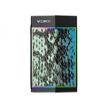 Mod Voopoo Too 180W - Black Turquoise