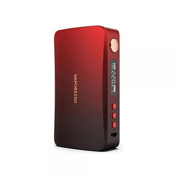 Mod Gen 220W Vaporesso - Black Red