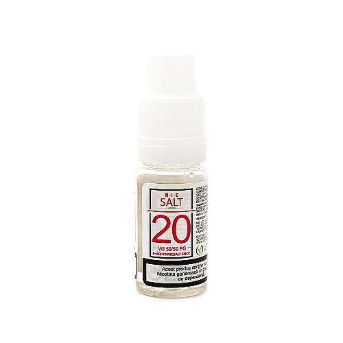 NicSalt Shot Nicotina 10ml - 20mg/ml - 50VG/50PG
