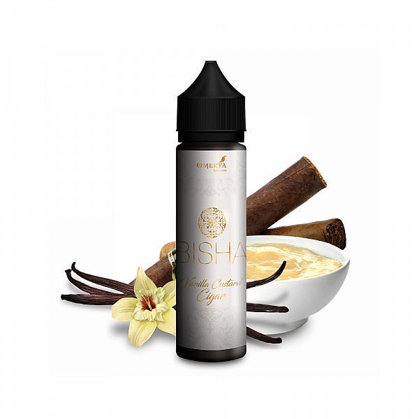 Aroma Bisha Vanilla Custard Cigar - Omer...