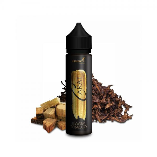 Aroma Carat Woody Tobacco - Omerta Liqui...