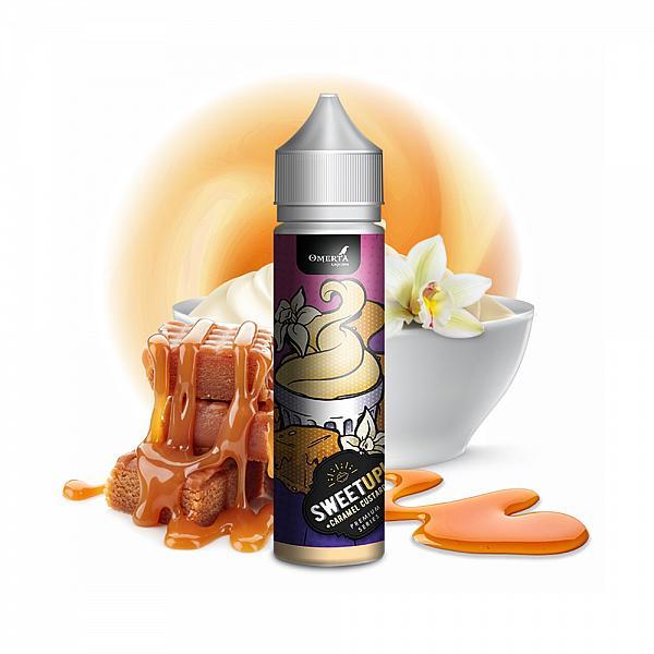Aroma SweetUp Caramel Custard - Omerta L...