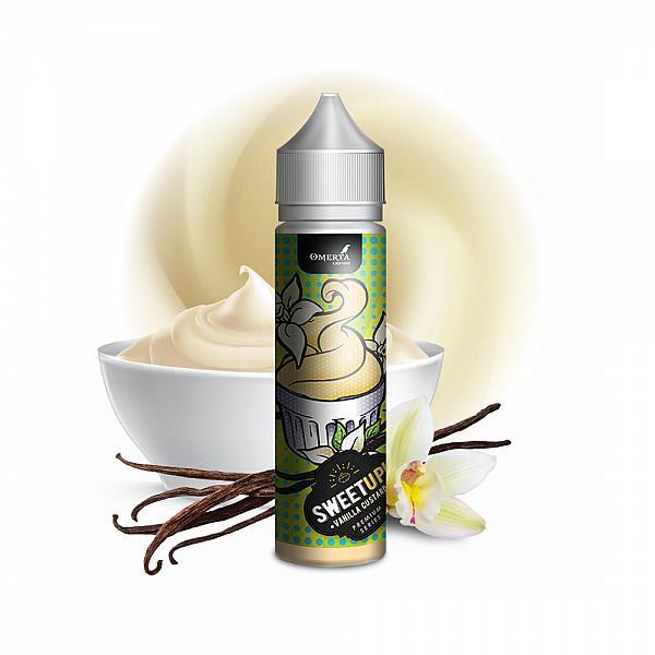 Aroma SweetUp Vanilla Custard - Omerta L...