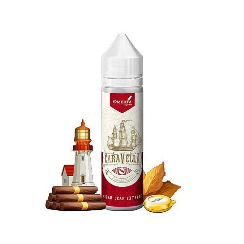 Aroma Caravella Cigar Leaf Extract - Omerta Liquids 20ml