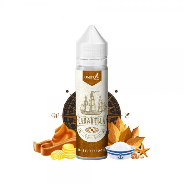 Aroma Caravella RY4 Butterscotch - Omert...