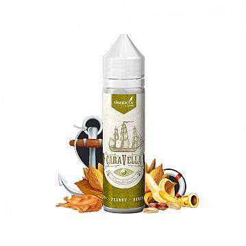 Aroma Caravella RY4 Peanut Banana - Omerta Liquids 20ml