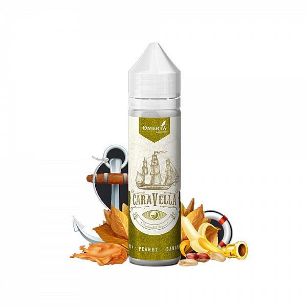 Aroma Caravella RY4 Peanut Banana - Omer...