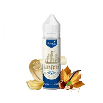 Aroma Caravella Pipe Tobacco Custard - Omerta Liquids 20ml