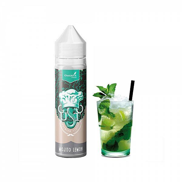 Aroma Gusto Mojito Lemon - Omerta Liquid...