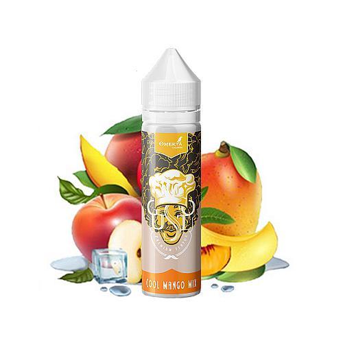 Aroma Gusto Cool Mango Mix - Omerta Liquids 20ml