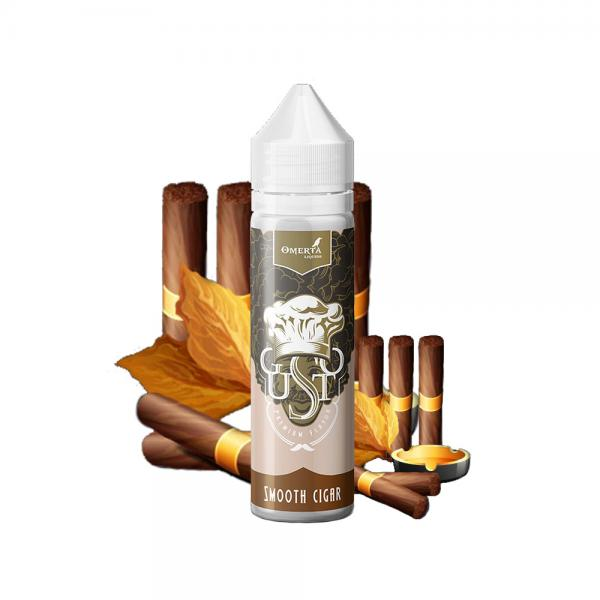 Aroma Gusto Smooth Cigar - Omerta Liquid...