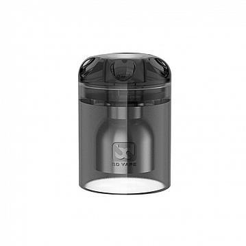 Bell Cap Precisio MTL RTA - Obsidian