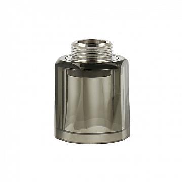 Diamond Bell Cap Purity Plus MTL RTA - Ambition Mods - Black