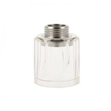 Diamond Bell Cap Purity Plus MTL RTA - Ambition Mods - Clear