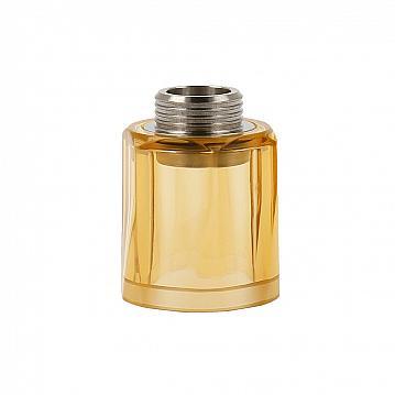 Diamond Bell Cap Purity Plus MTL RTA - Ambition Mods - Yellow