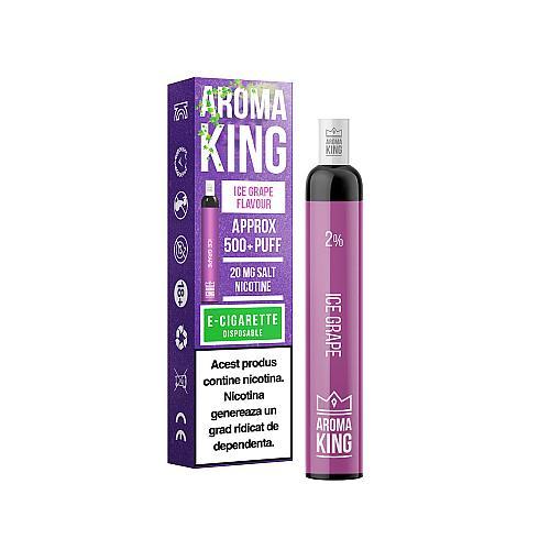 Puff Bar Aroma King - Grape Ice