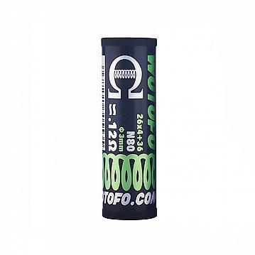 Rezistenta Wotofo Quad Core Fused Clapton Ni80 0.12ohm ( Tub )