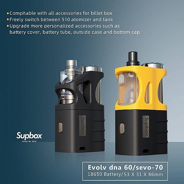 Kit Supbox DNA60 - SXK - Black